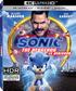 Sonic the Hedgehog 4K (Blu-ray)