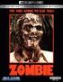 Zombie 4K (Blu-ray)
