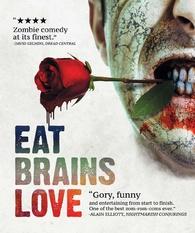 Eat, Brains, Love (Blu-ray)