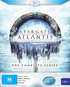 Stargate Atlantis The Complete Series 1-5 (Blu-ray)