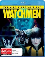 watchmen the ultimate cut blu-ray