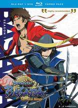 Sengoku Basara: Samurai Kings - Complete Series - Season 1