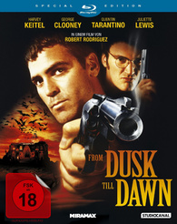 From dusk till dawn blu-ray: special edition | cut version (germany).