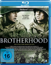 taegukgi the brotherhood of war blu ray