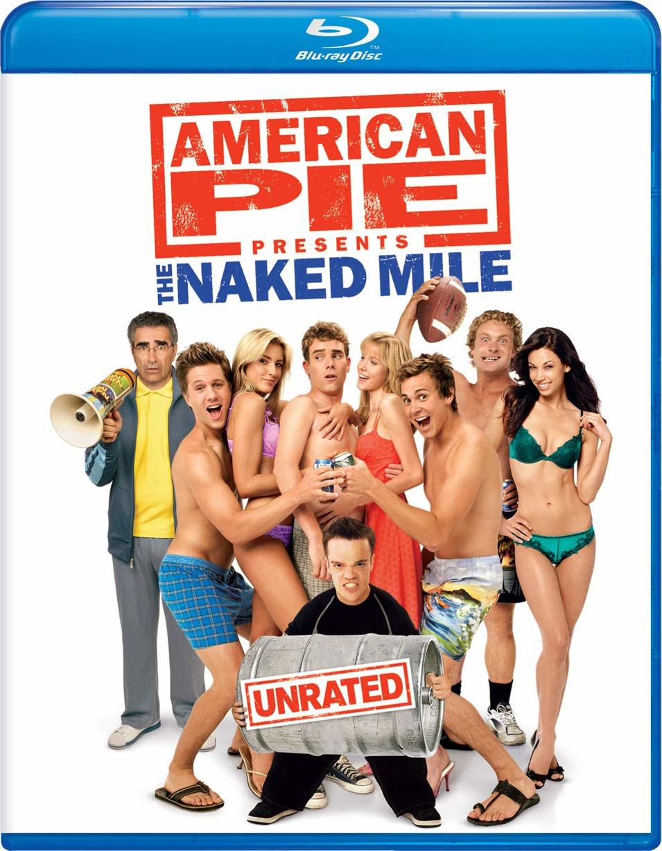 American Pie Presents The Naked Mile 2006 american pie presents: the naked mile blu-ray