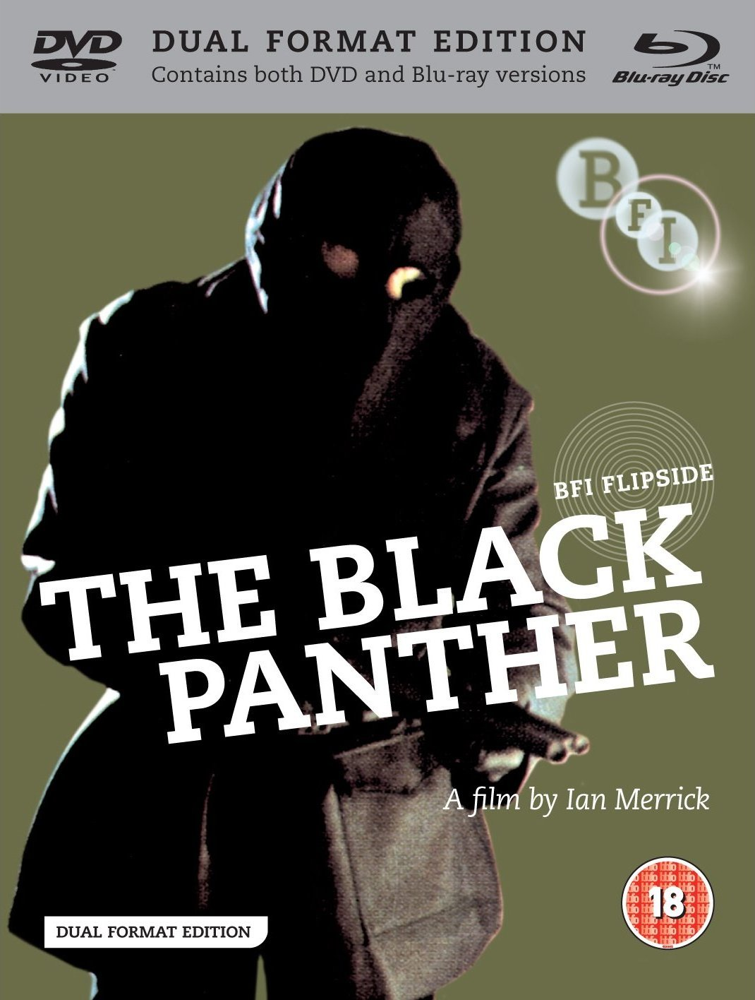 the black panther 1977 blu ray