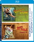 Romancing the Stone / The Jewel of the Nile (Blu-ray)