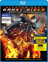 Ghost Rider: Spirit of Vengeance Blu-ray