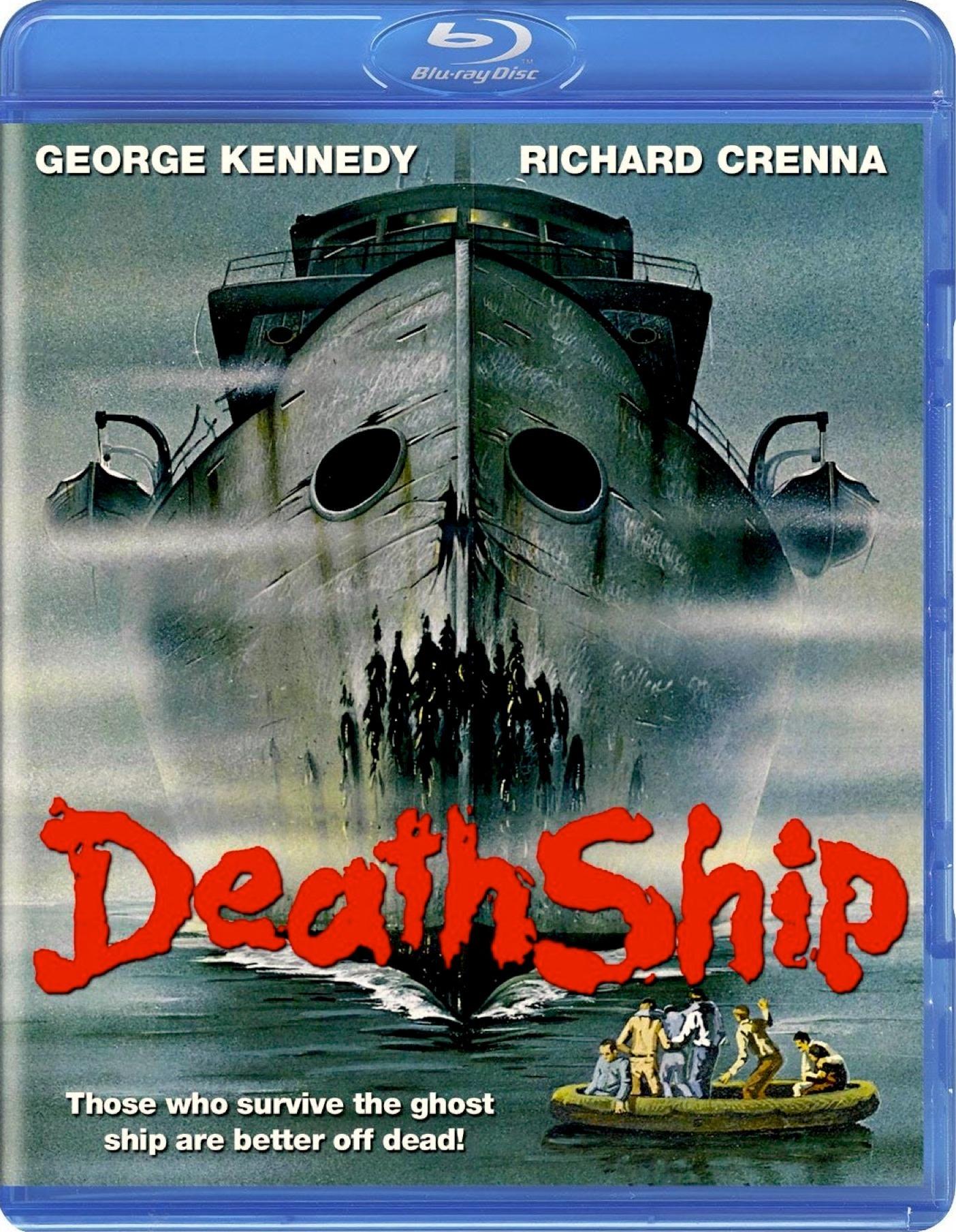 Resultado de imagem para death ship 1980 bluray