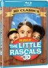 The Best of The Little Rascals in 3D (Blu-ray)