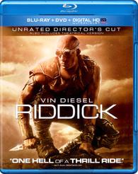 Riddick Blu-ray