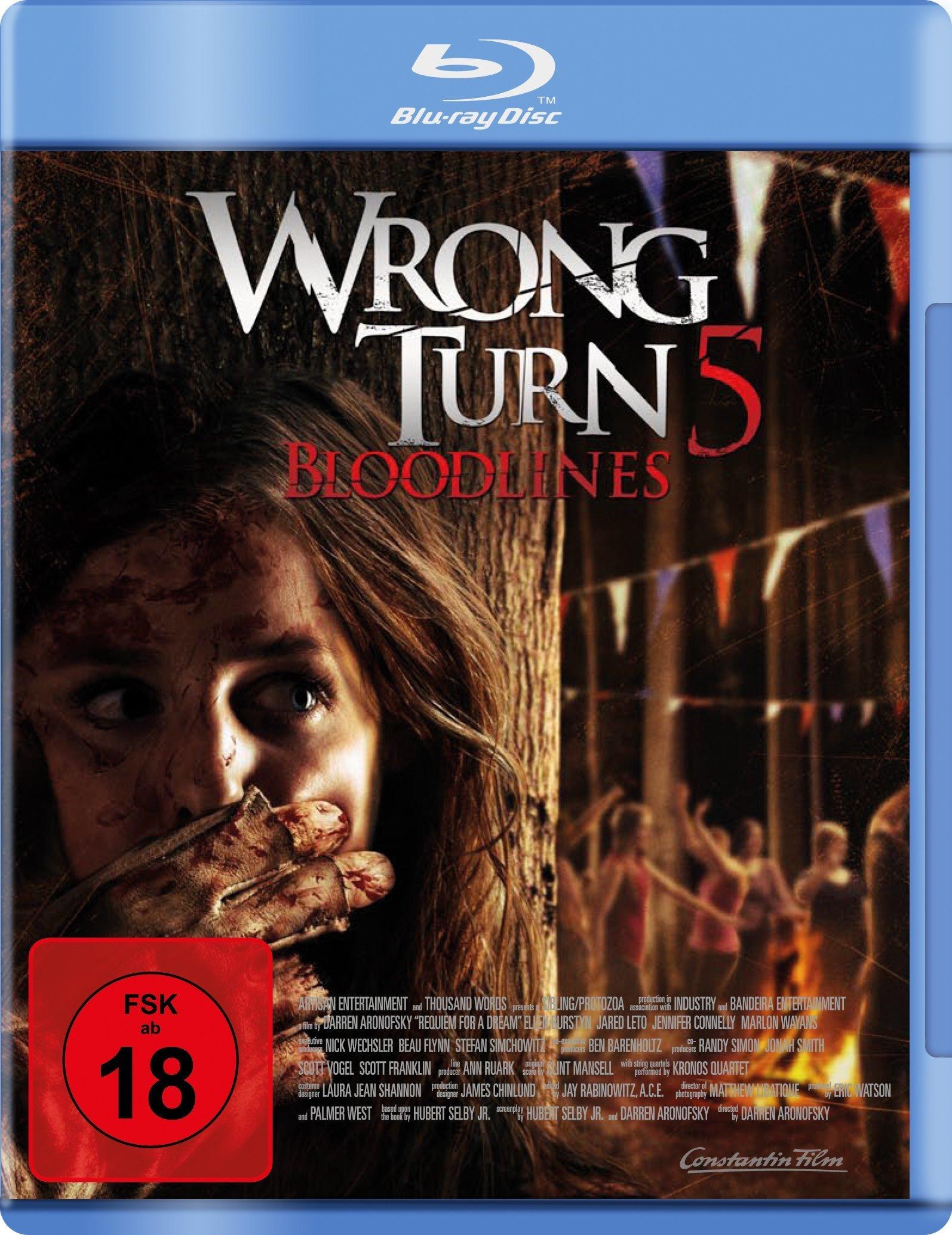 full movies wrong turn 5