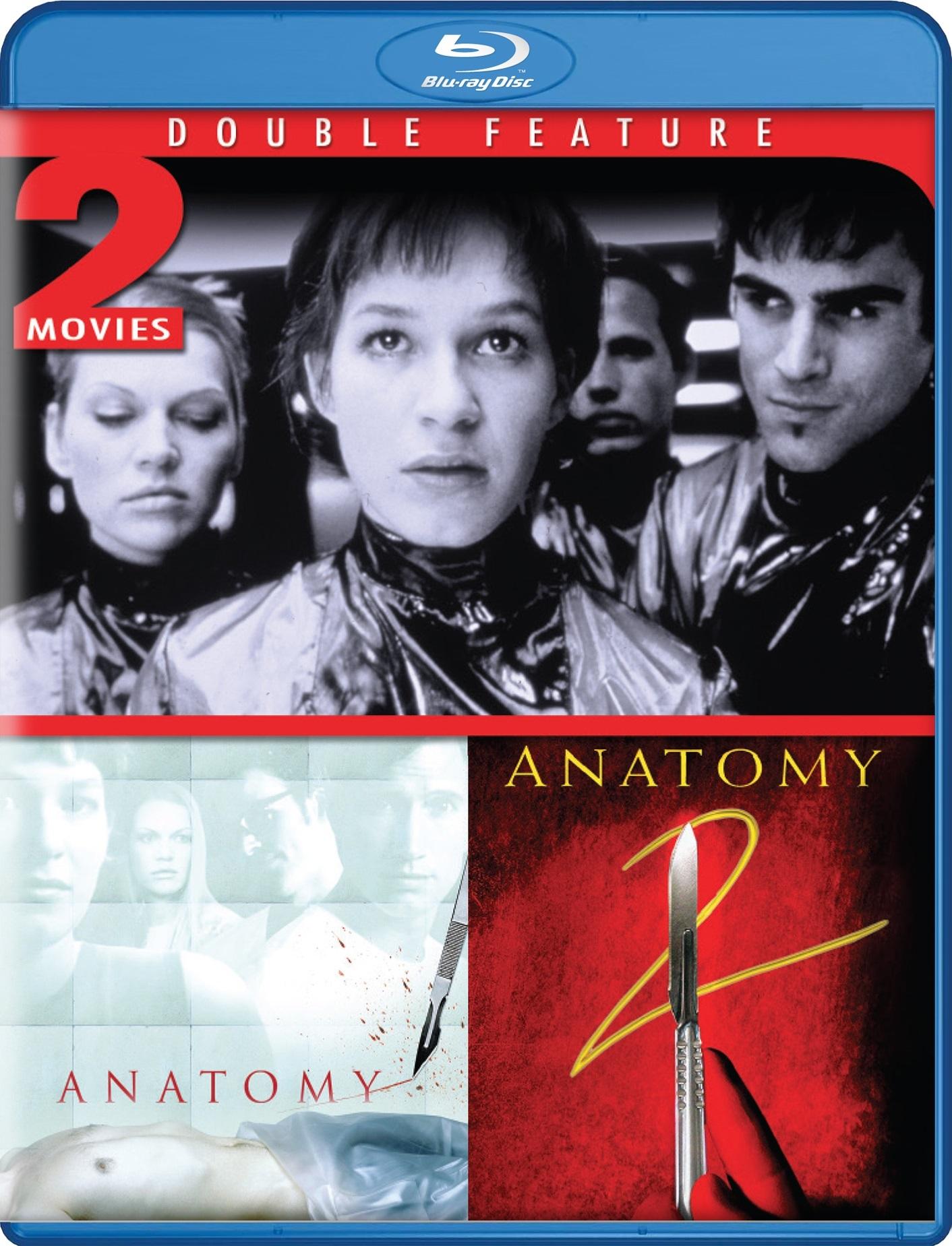 Anatomy / Anatomy 2 Blu-ray: Anatomie, Anatomie 2
