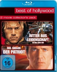 A Knight S Tale The Patriot Blu Ray Ritter Aus