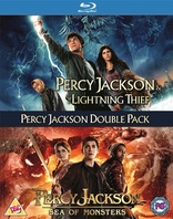 Percy Jackson And The Olympians Lightning Thief Blu Ray United