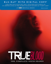 True Blood: The Complete Sixth Season Blu-ray
