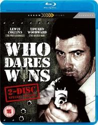 Who Dares Wins Blu-ray (United Kingdom)
