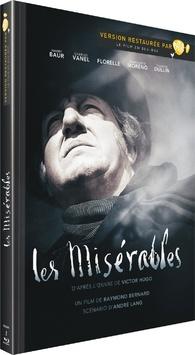 Les Misérables Blu-ray (France)