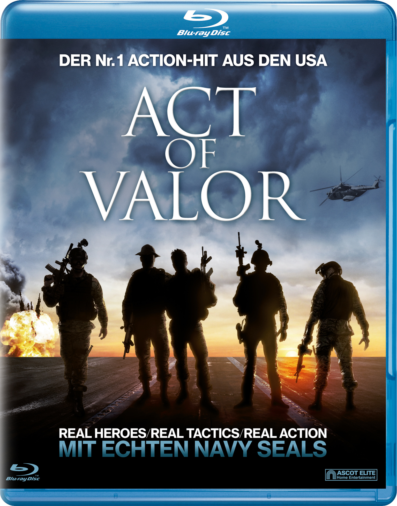 Act of Valor (2012) 720p + 1080p BluRay x264 ESubs AC3 Dual Audio [Hindi DD2.0 + English DD5.1]