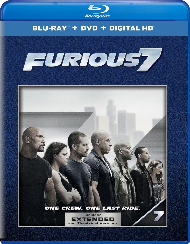Furious 7 2015 720p BluRay Dual Audio In Hindi English