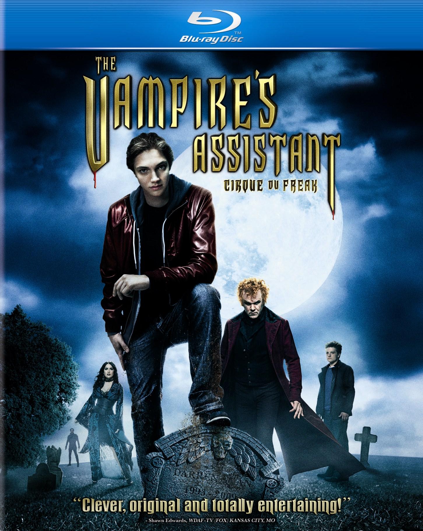 Cirque Du Freak The Vampires Assistant Blu Ray Canada
