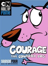 Courage The Cowardly Dog: The Complete Series DVD