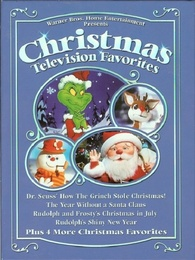Christmas Television Favorites DVD: How the Grinch Stole Christmas ...
