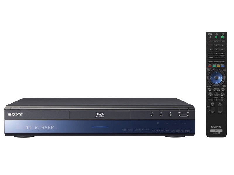 Sony BDP-S300 Blu-ray Player Treiber Windows 10