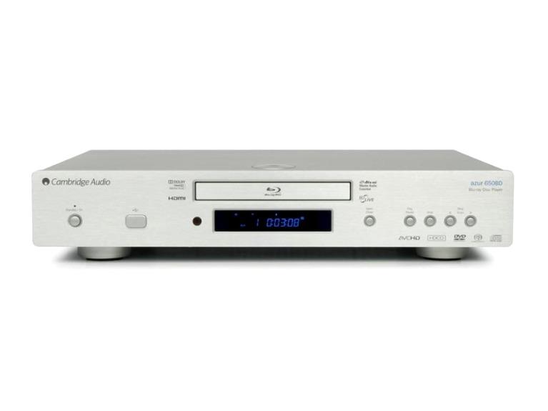 Cambridge audio azur 650bd • the register.