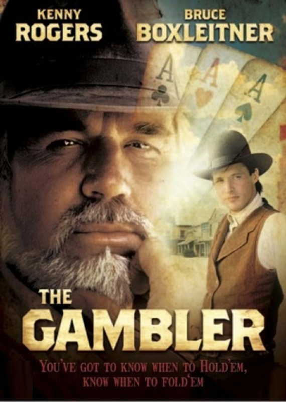 Kenny Rogers as The Gambler (1980)
