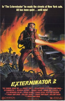 Image result for the exterminator 2