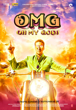 Poster of OMG: Oh My God! 2012 720p Hindi BluRay Full Movie Download HD