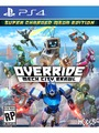 Override: mech city brawl (PS4)
