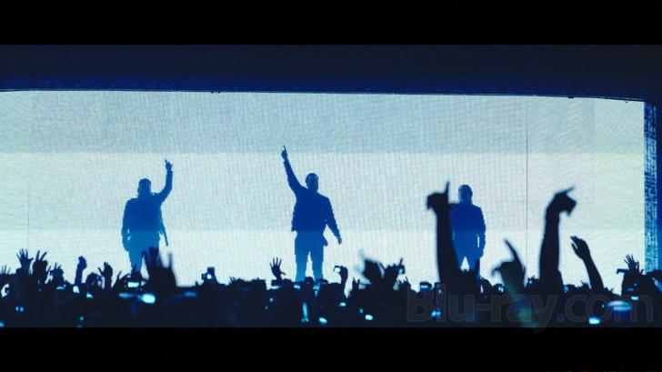 Swedish House Mafia: Leave the World Behind Blu-ray
