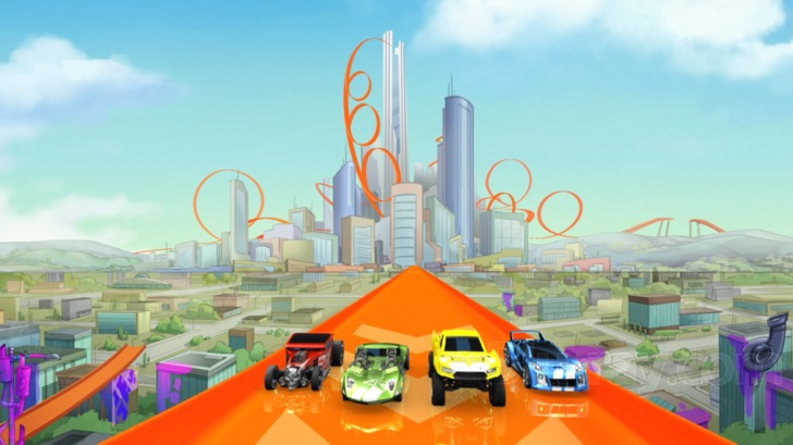 team hot wheels the origin of awesome 2014 full movie