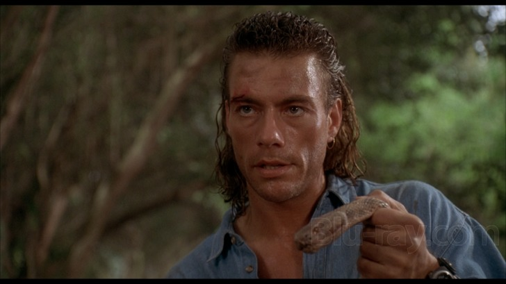 Van Damme 5 Movie Action Pack Blu ray Release Date October