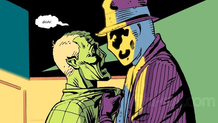 Αποτέλεσμα εικόνας για the Watchmen comic