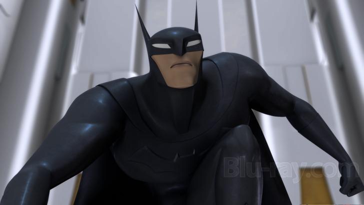 Beware the batman dark justice season part blu