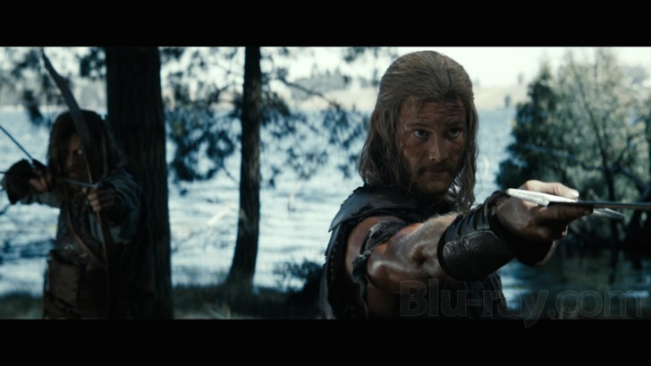A Group Of Vikings Led By The Muscular Asbjrn Tom Hopper And Banished From Their Homeland Are Caught In Violent Storm When Ship Is