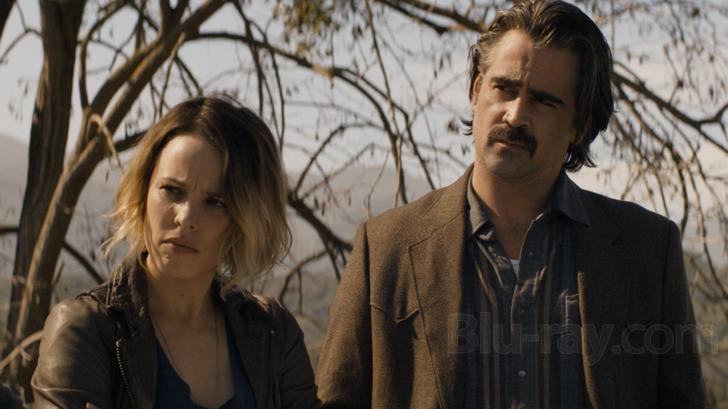 True Detective: The Complete Second Season Blu-ray