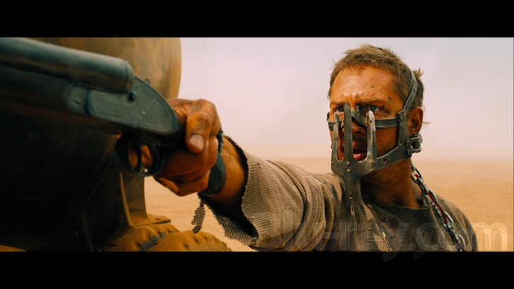 Mad Max: Fury Road 4K Blu-ray