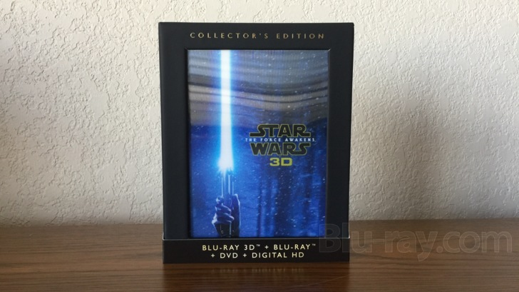 Star Wars: Episode VII - The Force Awakens 3D Blu-ray: Collector's