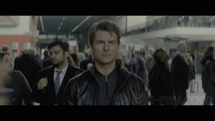 Mission: Impossible - Rogue Nation 4K Blu-ray