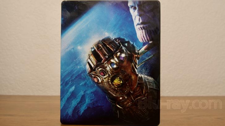 avengers infinity war 4k blu ray release date