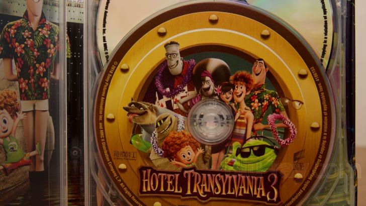 Hotel Transylvania 3: Summer Vacation Blu-ray