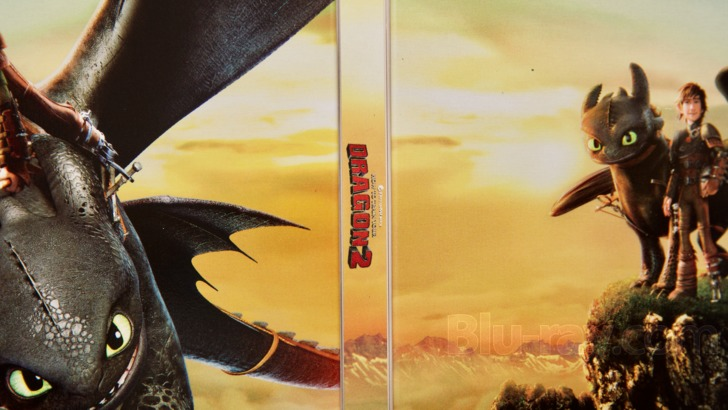 how to train your dragon 2 4k blu ray