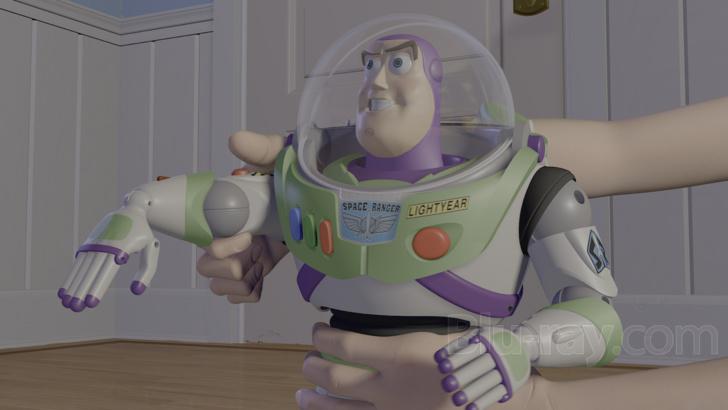 Toy Story 4K Blu-ray