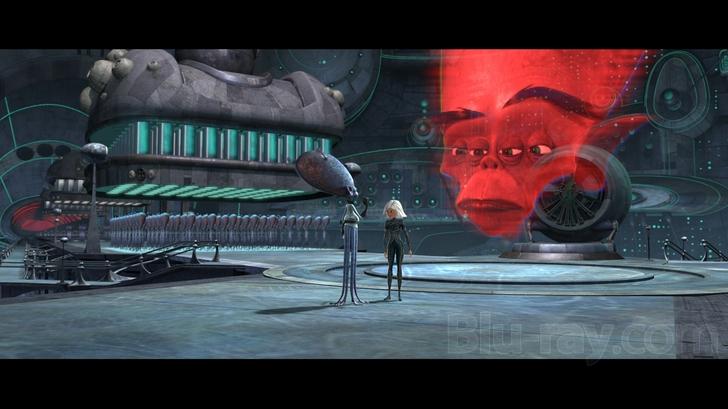 Monsters Vs Aliens Blu Ray Release Date September 29 2009