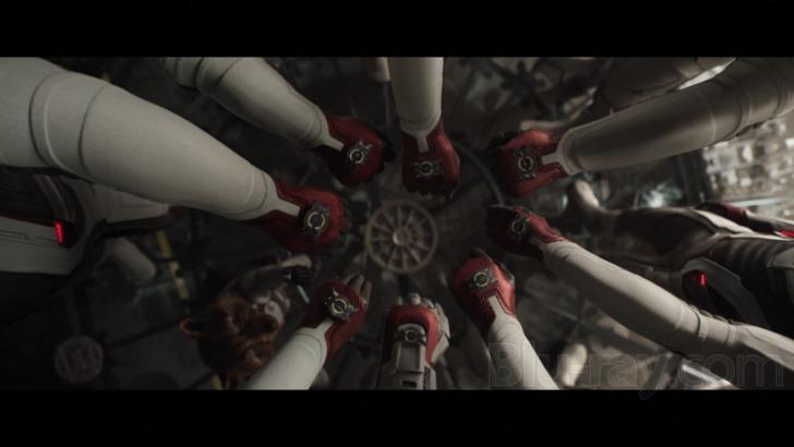 Avengers: Endgame 4K Blu-ray: Cinematic Universe Edition