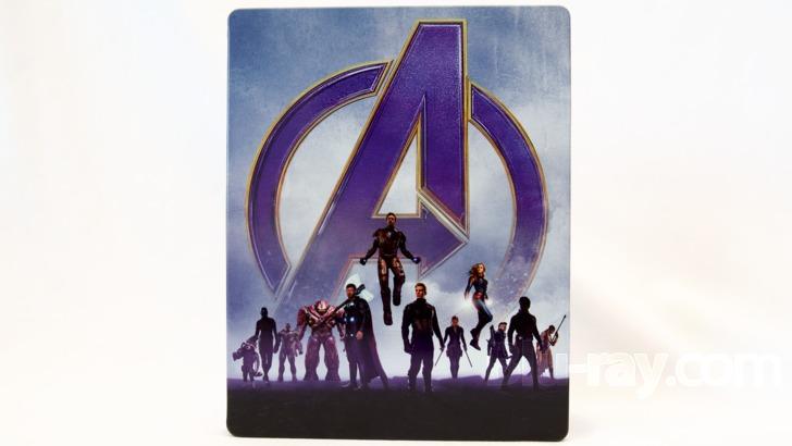 Avengers: Endgame 4K Blu-ray